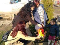 """ЦОП – Червен бряг проведе инициатива """"Коледа в кутия – видеопослание от дете на дете"""""""