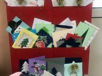 Петокласници изпратиха коледни картички на медиците в Първо ДКЦ – Плевен