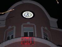 Часовник придаде завършен вид на обновената срадата на Община Кнежа