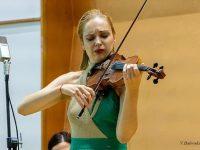 Цигуларката Зорница Иларионова с първа награда от международен конкурс в Москва