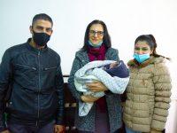 Момченце е първото бебе, родено през 2021 година в община Левски