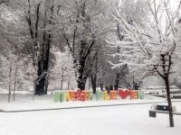 Област Плевен е под жълт код за валежи от сняг днес