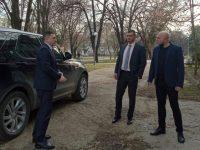 Министърът на МВР проведе работни срещи със служители на районните управления в Плевенско
