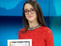 """Гордост за град Левски: За втора година Татяна Йорданова е определена като """"Журналист-надежда"""""""