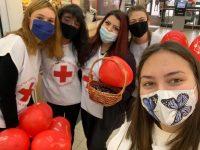 Доброволци на БМЧК – Плевен дадоха старт на АНТИСПИН кампанията