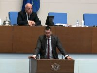 Депутатът Стефан Бурджев с въпроси към министър Аврамова за пътища в област Плевен /видео/