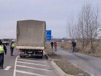Пътна полиция с акция до 14 февруари за контрол на камиони и автобуси