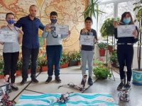 Деца от Плевен са национални шампиони в конкурс за STEM науки в България