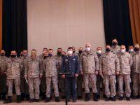 """Завърши първият за годината курс в Професионалния сержантски колеж – ВВС към ВВВУ """"Георги Бенковски"""""""