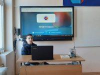 """Първо място в национално средношколско състезание """"ЕНЕРГЕТИКАТА И НИЕ"""" за ученик от ПГМЕТ – Плевен"""