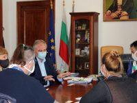 Кметът Георг Спартански се срещна с наблюдатели на предстоящите парламентарни избори от ОССЕ