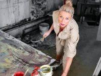 Изложба на Гергана Лалова може да бъде разгледана от днес в Артцентър – Плевен