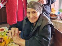 101 години навърши Йордана Мошъкова от село Пелишат