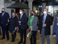 """Коалиция """"Демократична България"""" откри с водосвет предизборната си кампания в Плевен"""
