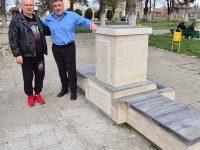 Чешмата в село Глава вече е реновирана благодарение на Пламен Тачев
