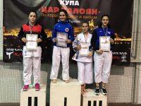 Добър старт на сезона за състезателите по карате на Спартак-Плевен