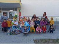 """Благотворителна кампания, посветена на майчинството, се проведе в ДГ """"Калина"""" – Плевен"""
