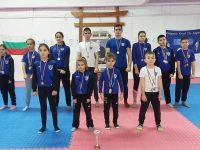 """С 45 медаласе завърнаха от първия турнир за сезонасъстезателитена Шотокан карате клуб """"Спартак 14"""""""
