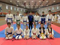 Отлични резултати за каратеките по Шотокан на Националното първенство за деца до 12 г.