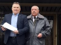 В Плевен ВМРО регистрира листата си за парламентарните избори
