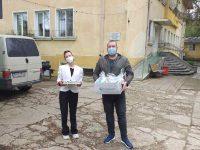 Козунаци и храни дариха на Велики четвъртък Младежи ГЕРБ – Плевен
