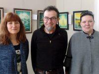 Трима творци с обща изложба в Къща на художниците – Плевен