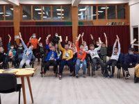 """Второкласници от НУ """"Христо Ботев"""" – Плевен участваха в Маратон на четенето"""