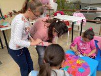 Работилница за боядисване на великденски яйца се проведе в Левски