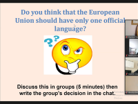 Ученици от Езиковата в Плевен – посланици за модерна европейска България