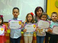 """Децата на ДГ """"Гергана"""" – Плевен с отличия от национален конкурс"""