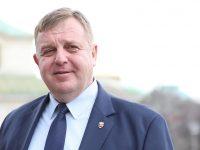 Красимир Каракачанов: Ще възстановим статута на Плевен като естествен център на Северозападния регион