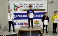 """Нови успехи за каратеките на """"Спартак"""" – Плевен"""