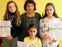 Ученици от класа по пиано в Левски удостоени със златни медали