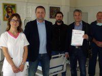 Успешно приключи кампанията на ротарианците за Сектора по кръвна плазма в РЦТХ – Плевен