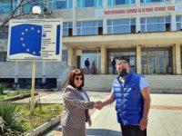 Пламен Тачев се ангажира с подкрепа за болницата в Левски