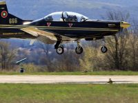 Стажът на курсантите – летци във Военновъздушната учебна база премина в нов етап