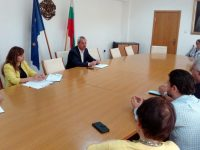 Областният управител проведе координационна среща с членовете на РИК 15 – Плевен