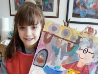 """Дете от артшкола """"Колорит"""" – Плевен е победител в Националния конкурс """"Рецептите на баба"""""""