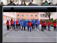 Ученици от Езиковата гимназия в Плевен – в международна дискусия за езиковото многообразие