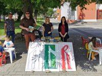 """При силен интерес протече инициативата """"Плевен чете"""" 4, организирана от Младежите на ГЕРБ"""