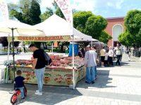 """Изложението """"Българско е"""" гостува от днес в Плевен за празника на града /снимки/"""