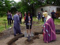 Първа копка на храм бе направена днес в село Изгрев