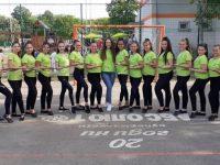 Мажоретният състав на град Левски получи лиценз за спортен клуб