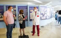 Пътуваща фотоизложба на БАН гостува в Медицински университет – Плевен