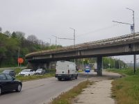 """Въвежда се временна организация на движение заради ремонта на надлеза към жк """"Сторгозия"""""""