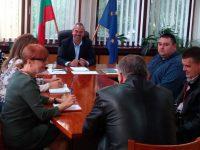 Областният управител проведе среща с представители на РИК – Плевен