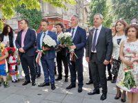 Областният управител Марио Тодоров с поздрав към дейците на просветата и културата