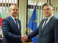 Новият областен управител на Плевен Марио Тодоров встъпи в длъжност