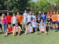 Общоградското средношколско общежитие в Плевен с първо издание на Детски футболен турнир