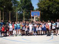 """Спортен празник, организиран от читалище ЛИК и приятели, оживи площадките в парк """"Кайлъка"""""""